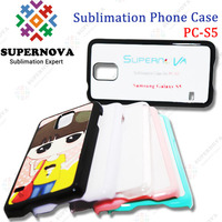 High Quality Design Your Own Cell Phone Case for samsung galaxy s5