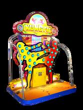 kung fu desert theme ticket redemption arcade game machine coin operated game machine