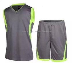 Modern Best-Selling custom made basketball uniform/set