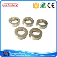 China Industrial custom ring bonded ndfeb magnets manufacturers