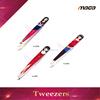 OEM manufacture eyebrow tweezer with a led light