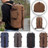 Promotion Men Backpack Bags, spain brown brand canvas men's backpacks camera college