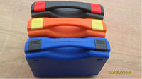 wholesale plastic tool box, colored equipment tool box