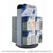 Custom Cardboard Cell Phone accessory display rack