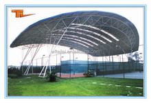 Prefabricated Construction Steel Roof Truss Design