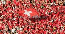Custom National Day flag Sweden promotion items fast supplier