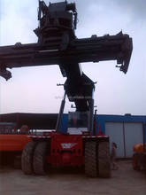 CVS ,FERRARI used 45 ton reach stacker