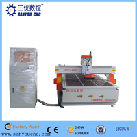 CNC router wood engraving machine Free training to make sure you master the operating of CNC router