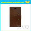 brown stiching pu case for iPhone , perfect phone case , custom for iPhone cover
