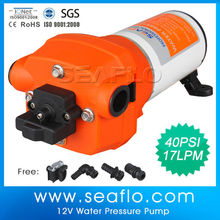 Industrial Water Pump SEAFLO 17LPM 40PSI Electric Water Pump Motor Price Power Pump