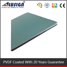 High admiration standard 5mm aluminium composite panel exterior wall covering
