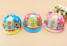 Durable stylish woven paper children hat