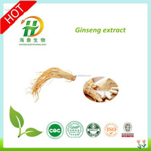 GMP/ISO9001/All Nature/Panax Ginseng Root Extract