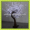 Hot-selling led high outdoor artificial peach blossom ed cherry blossom hanging ball light artificial cherry blossom branch