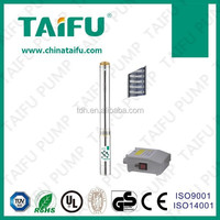 TAIFU small diameter deep well submersible water pump