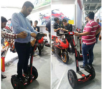 Factory price space scooter balance electric scooter moped with pedals