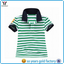 Wholesale Children Boy Girls Polo Shirts Kids Brand Short Sleeves Polo Shirt China Factory Children 100% Cotton Tees Top Shirt
