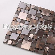 HSD43 Jardinería Home Depot / Wall embellecedores de aluminio para azulejos para la decoración interior de diseño