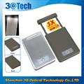 Dh-84002 neuen stil optische lupe linse für leds