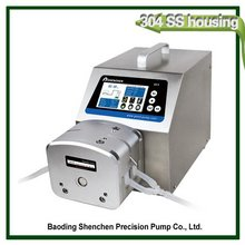 Branded fluid filling pump,best sell nail polish peristlatic pump