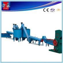 superior quality waste pe film recycling line