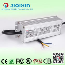90% efficiency led driver 80w 12v 24v AC 85~277V waterproof power supply