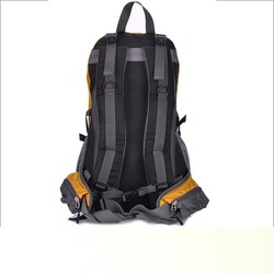 002 outdoor 600D polyester trekking bag,camping backpack,camping bag