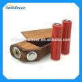 mejor mod mecánica de madera de estilo e tubería vaporizador vaporizador de madera