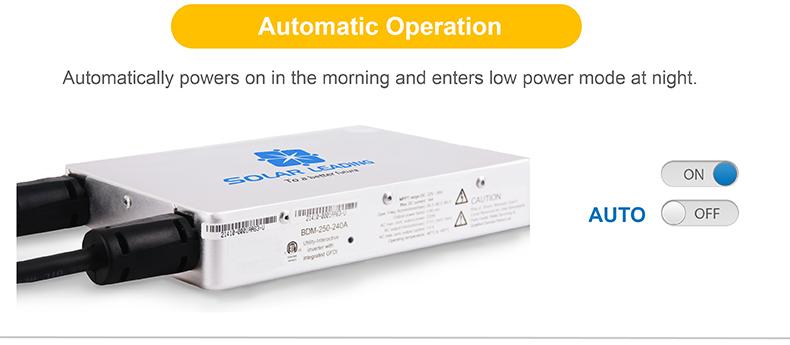 Best Cost General Purpose Aps Solar Pv Micro Inverter