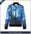 Bombardero chaqueta de venta al por mayor/sublimación de bombardero chaqueta de venta al por mayor