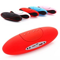 Audio Accessories Supplier In China Portable USB Bluetooth Speaker