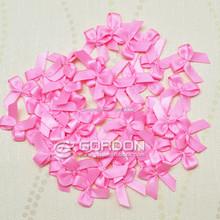 2015 HOT sale Mini Satin Lingeries Bows /Small Satin Flower for bra decoration