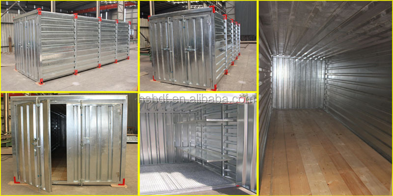Images of Flat Pack Storage Container & Storage Container: Flat Pack Storage Container