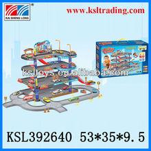 Shantou toys super toy car garage for children EN71/HR4040/7P/ASTM