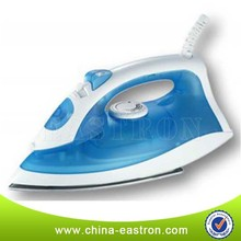 Hanging dry clean steam iron