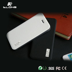 OEM Luxury Leather Flip Cover For iPhone 4/4s,Shochproof Flip Leather Cover for iPhone 4/4s