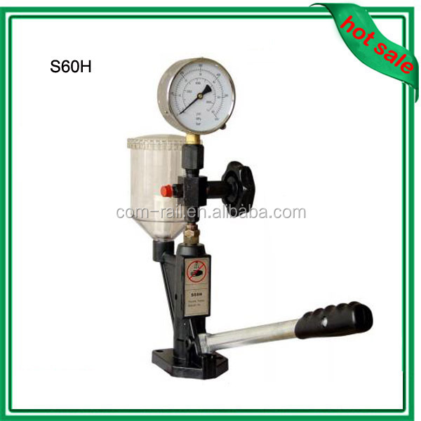 Haute qualité injecteur buse testeur S60H
