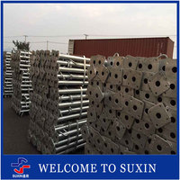 we supply all types scadffolding accessories for scaffolding shoring system scaffolding steel prop /shoring prop/acrow prop