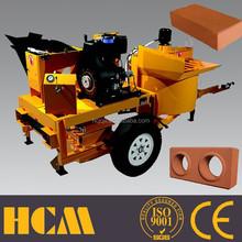 brick making machine model M7mi Haicheng machinery group