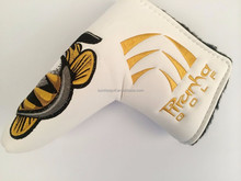 High Quality Embroider Custom Golf Club Putter Head Covers