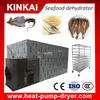 Small fish drying machine industrial seafood dehydrator