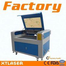 XT-6040 CO2 rabbit China cutting Universal 10mm laser engraving machine