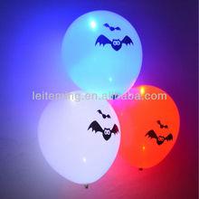 De Halloween cabeza de calabaza de led globo de helio