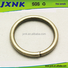 simple design o ring metal buckles for bag wholesale