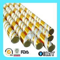 Best Quality Stylish Artificial Style Paper Drinking Straws