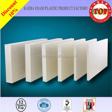 2015 HOT SALE 1--40mm white PVC forex sheet/pvc laminated mdf board/pvc celuka board