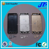 Factory price For iphone 5 metal housing back cover replacement