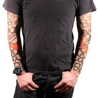 Tattoo Sleeve Best Selling High Quality Cheapest Factory Direct Wholesales Arm Sleeve 2013 New Style Fashion Nylon Fake Tattoo