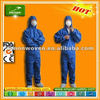 CE certified TYPE 5/6 antibacterial coverall