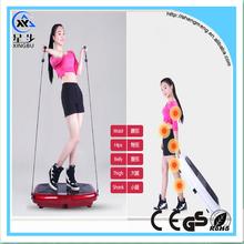 Crazy fit massage/vibration plate/platforms/fitness massager CE